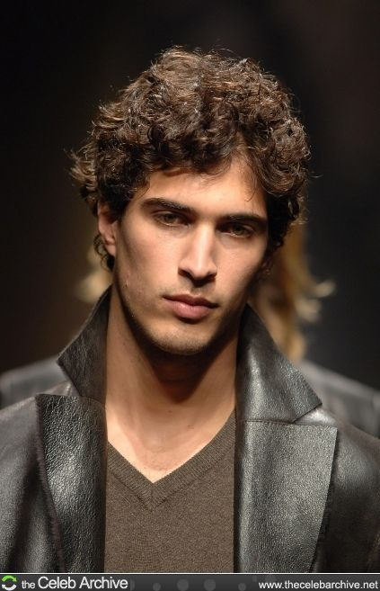 Thyago Alves, Brazilian model, b. 1982 | Thyago Alves ...