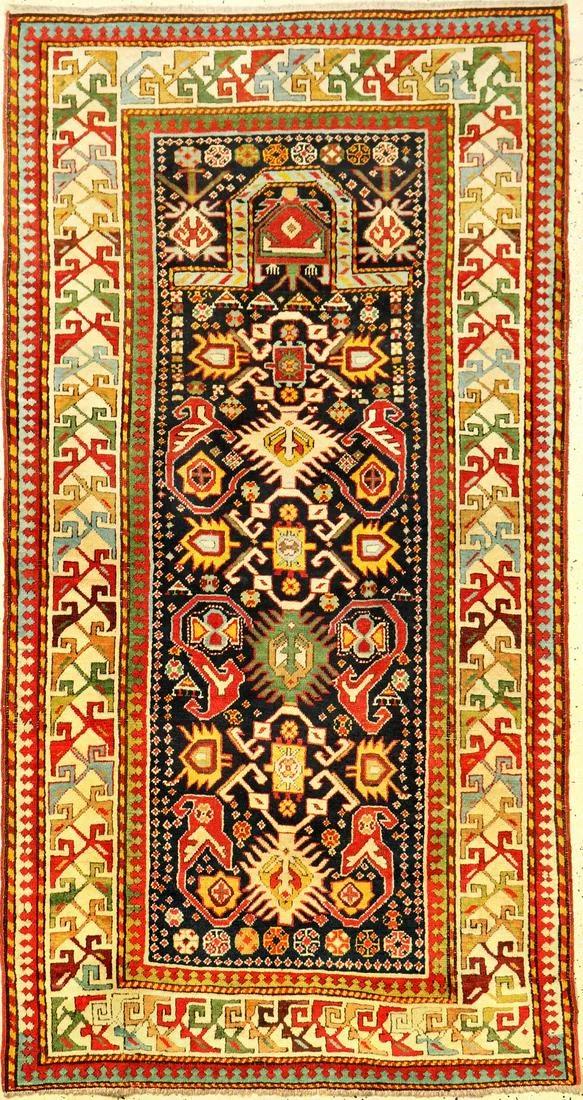 Exceptionally Fine Akstafa 'Prayer Rug', Central East