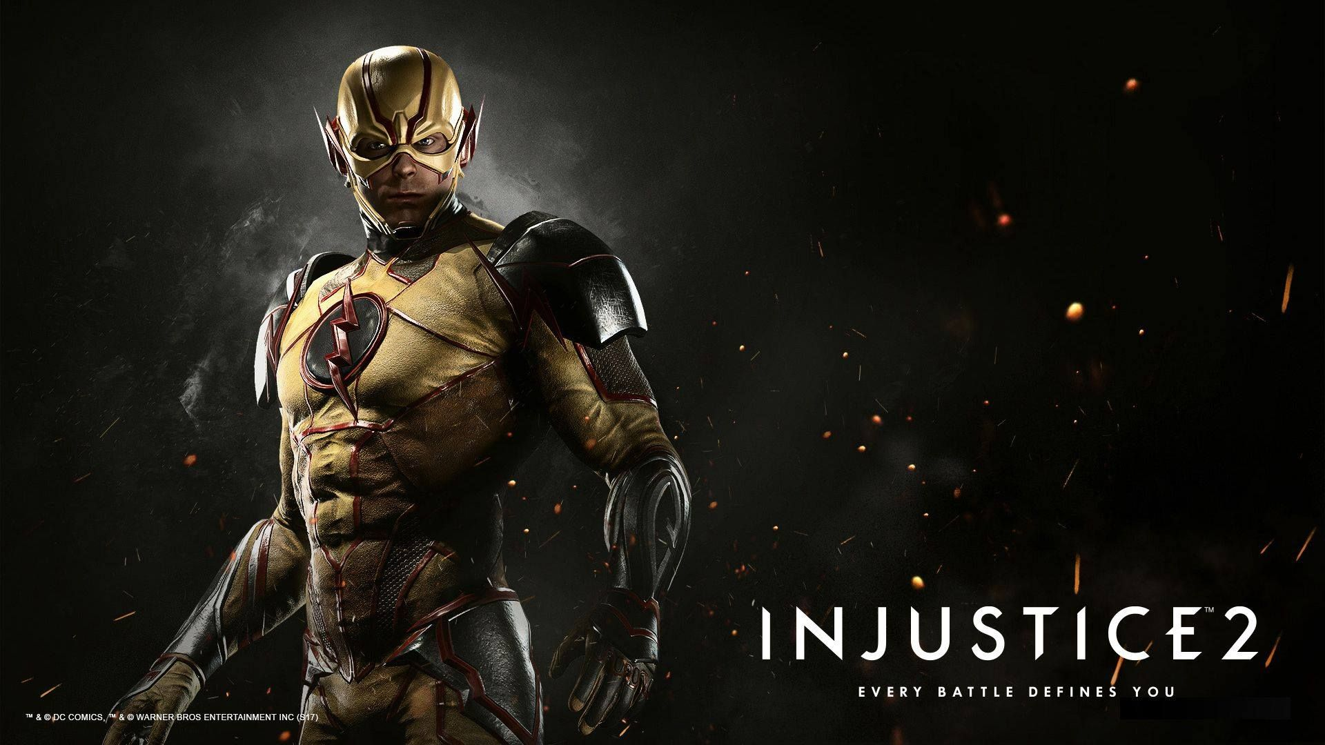 Awesome Reverse Flash Injustice 2 Game 1920x1080 Injustice 2 Injustice 2 Game Injustice