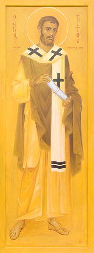 Pyhä Tiitus Apostoli