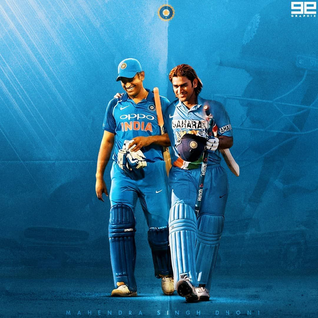 Pin on Ms dhoni wallpapers