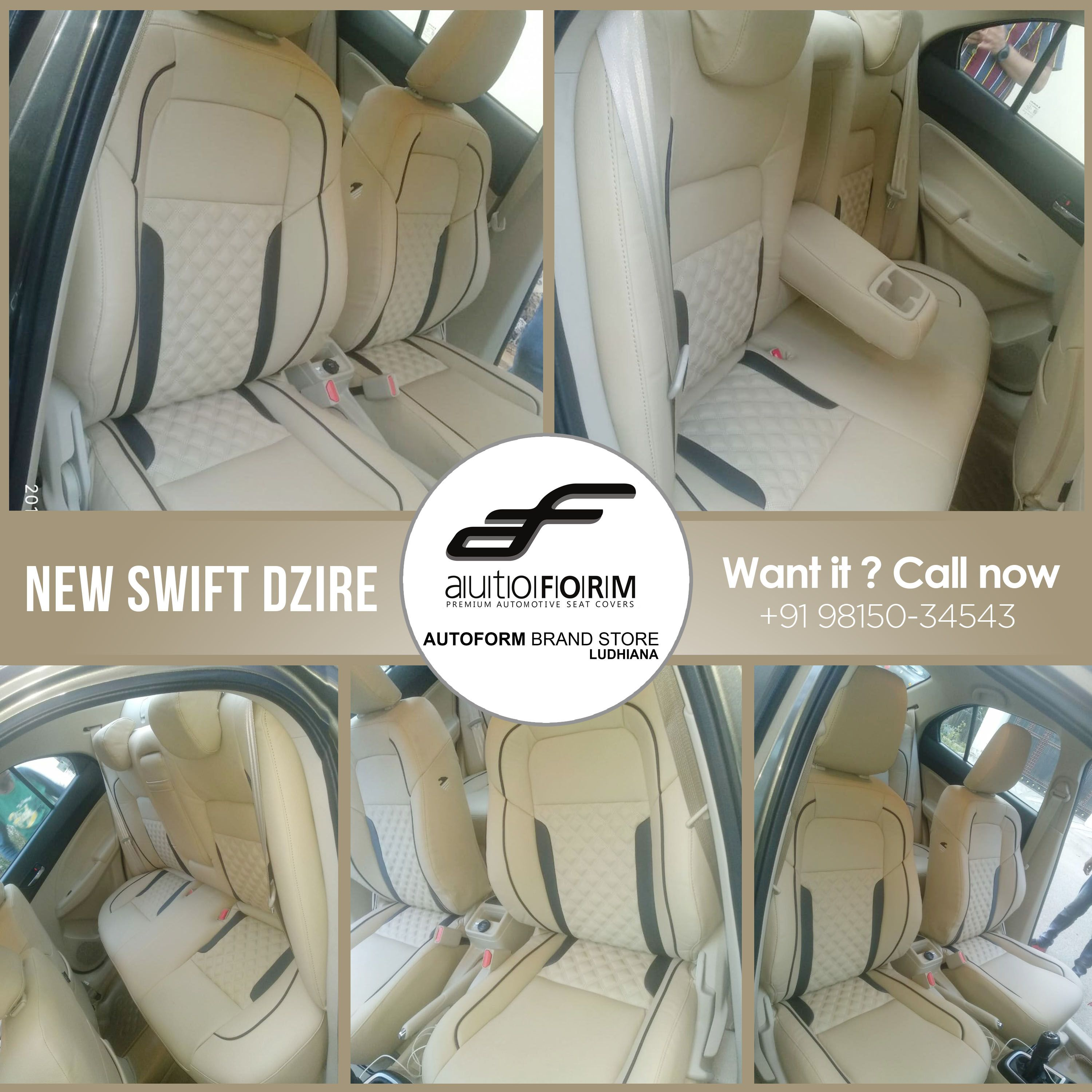 Best Branded Car Seat Covers In Ludhiana Riviera Series The Most