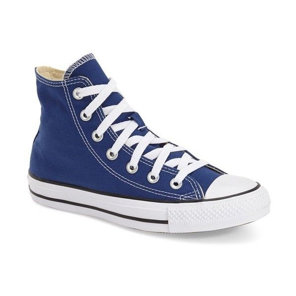 fcbdf1017626 Converse Chuck Taylor All Star  Seasonal Hi  Sneaker ( 60) ❤ liked on Polyvore  featuring shoes