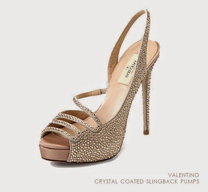 Divinos zapatos de novias | Moda 2015