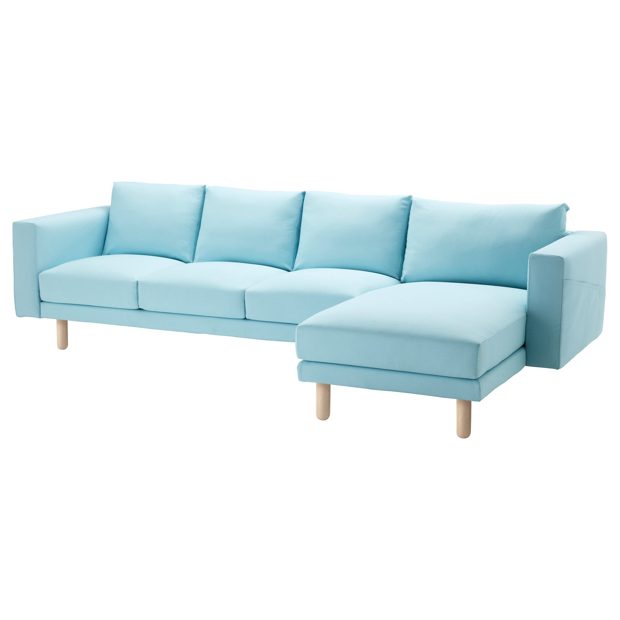 Pin by ladendirekt on Sofas & Couches | Norsborg, Light blue ...