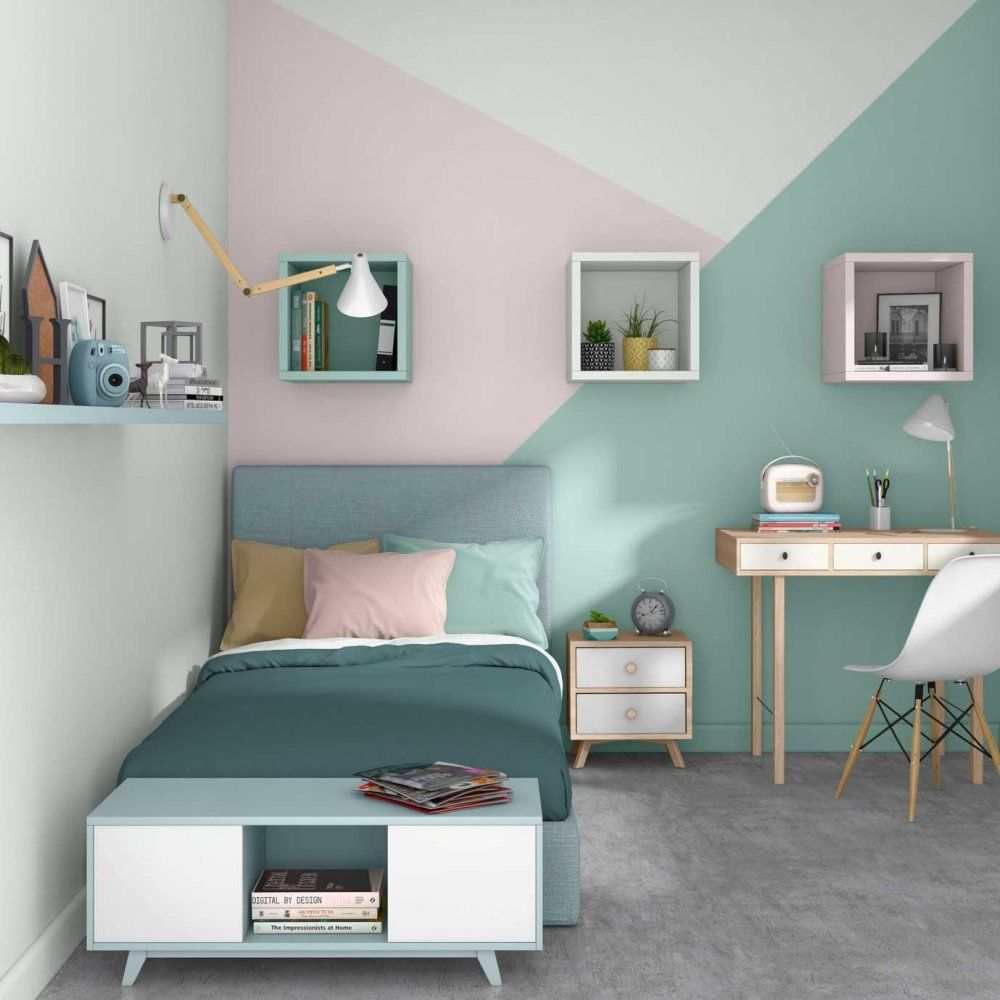 5 tips for choosing the right color for a child's room #childroom