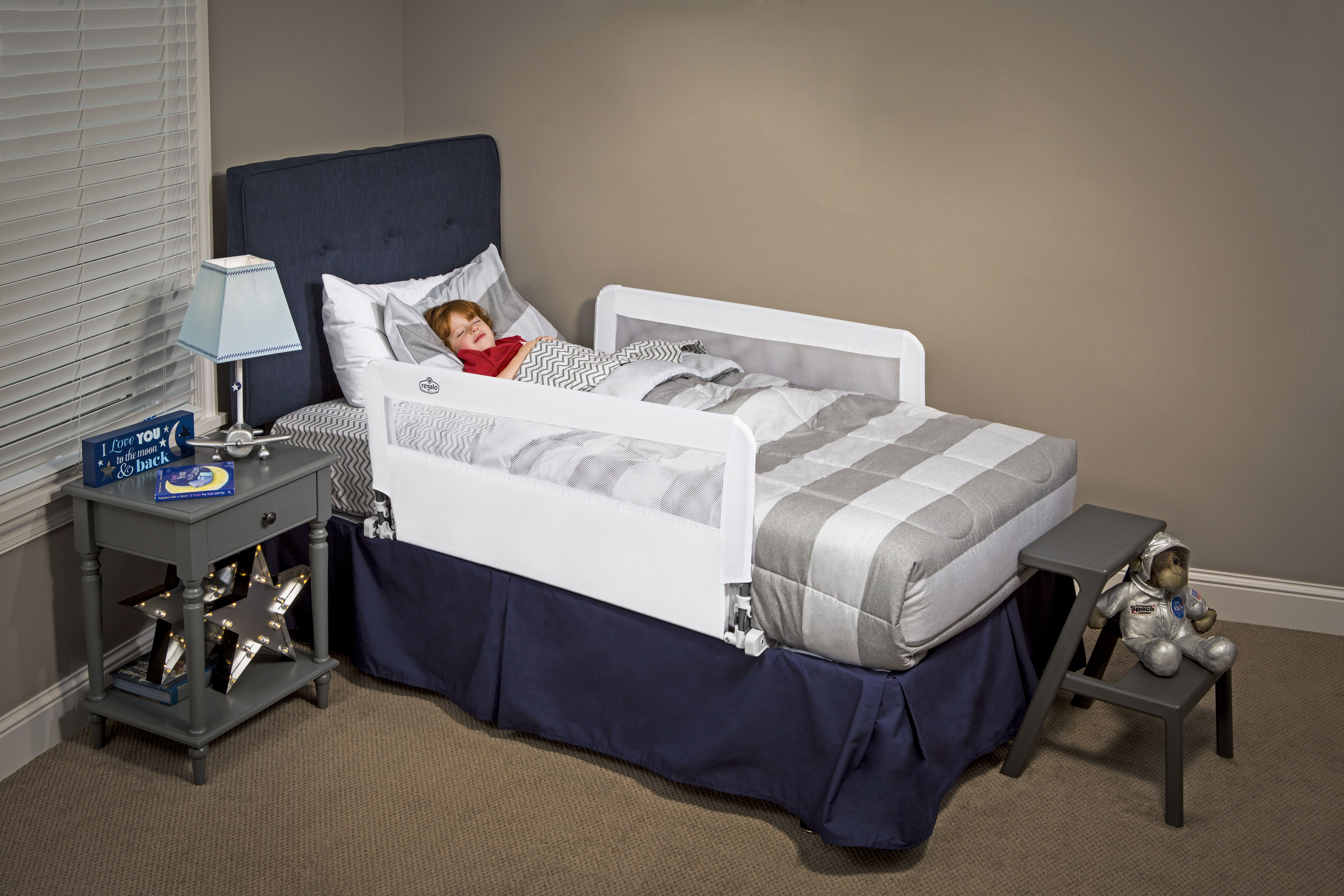 Hideaway Double Sided Bed Rail Bed Rails For Toddlers Bed Rails Bed