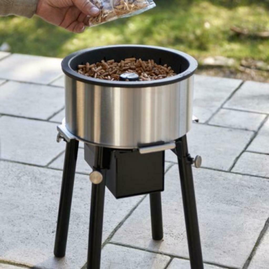 Qaito pellet grill   Bbq, Grillen