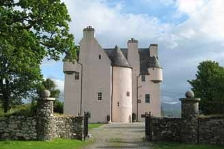 Scottish Castle Wedding Venue At Barcaldine Oban Argyll