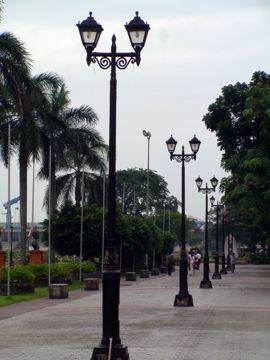 Philippine Lamp Posts Iluminacao Rua