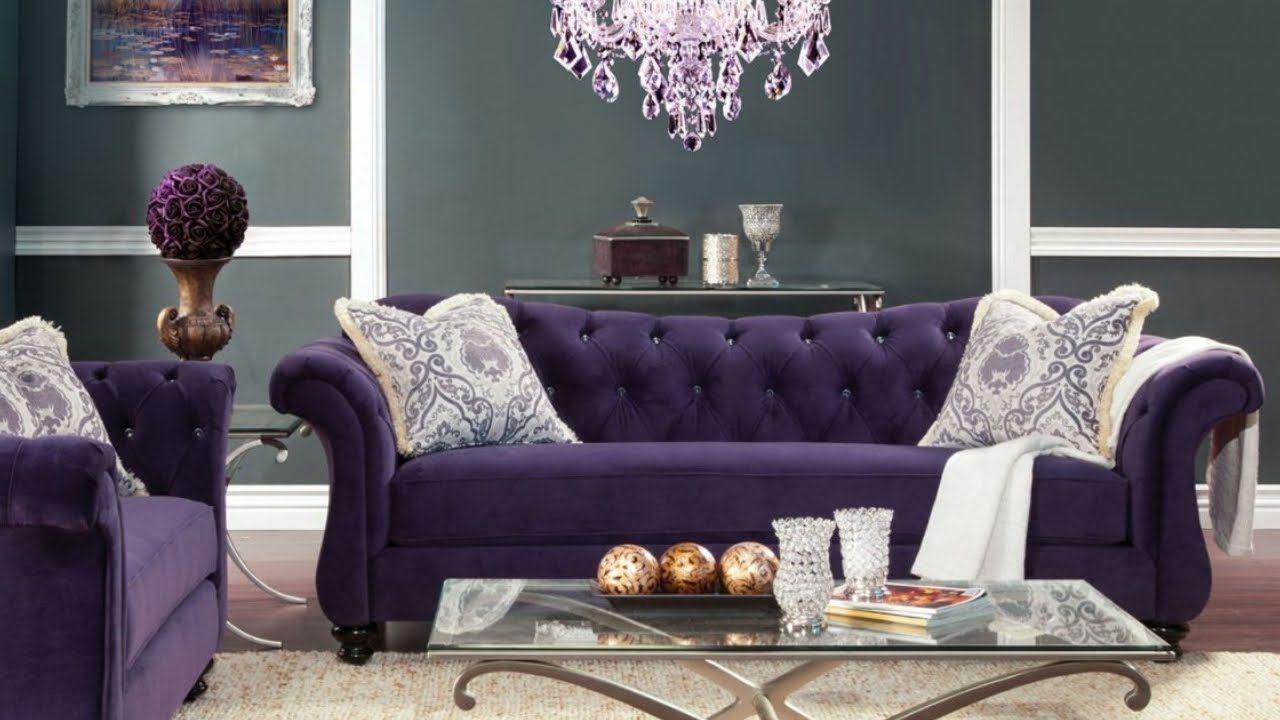 ديكورات باللون الموف اللون البنفسجي وما يناسبه من الوان Transitional Decor Transitional Home Decor Transitional Furniture
