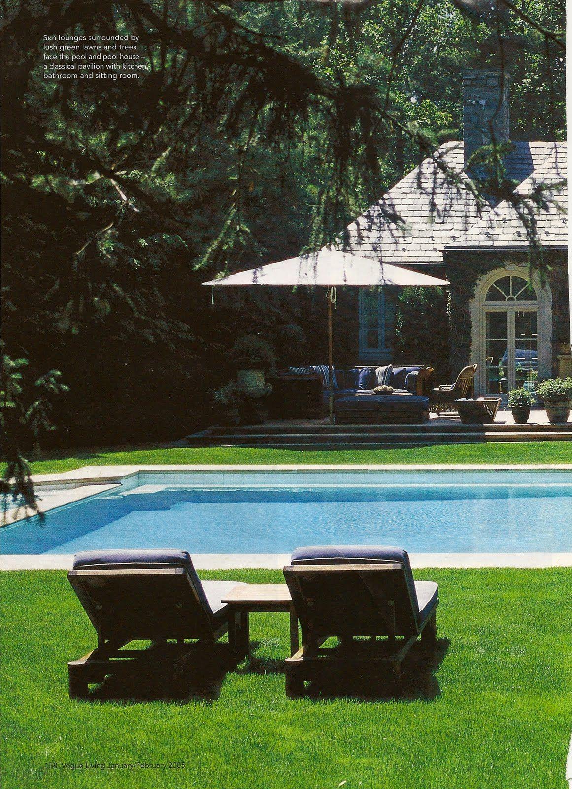 reblog everytfabulous | Beautiful backyards, Beautiful ...