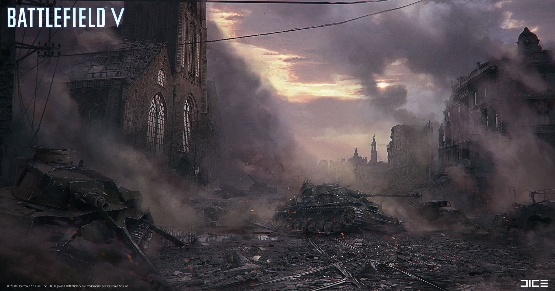 ArtStation - Battlefield V - Concept Art, Johannes Palmblad | Concept art, Battlefield, Art