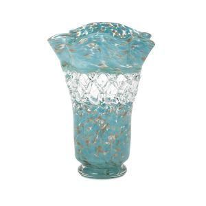 #17293496 Ithaca Web Glass Vase by sensationaltreasures