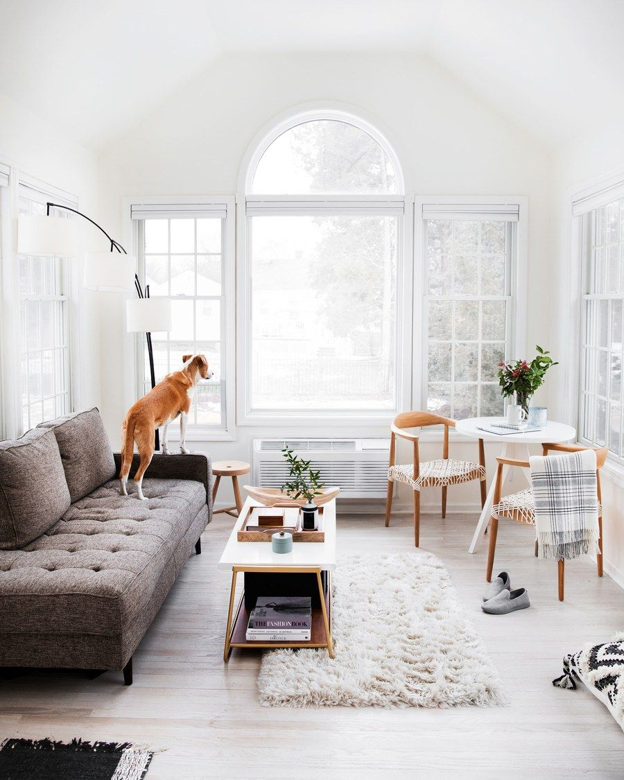 We Reno'd a 900 Square Foot House to Feel Way Roomier and ...