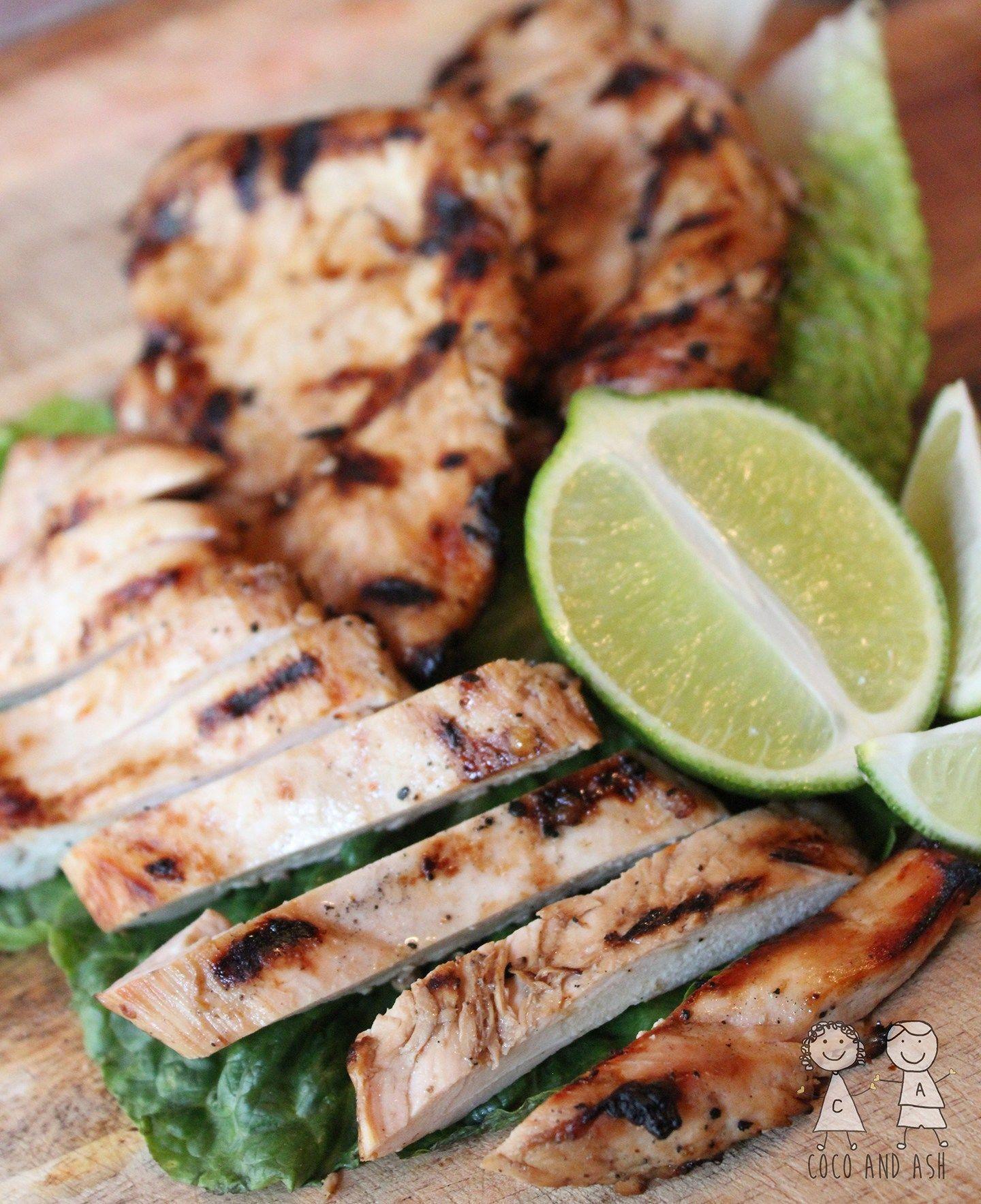 Photo of Soy garlic lime chicken marinade #caponrecipes