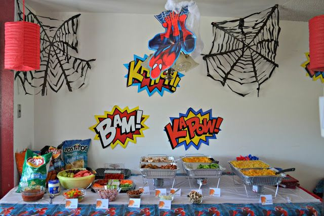 ... spiderman birthday party ideas you. Check it out! & Check it out! | Nasa | Pinterest | Superhero party
