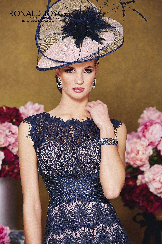 Elegant wedding dresses for mature brides  RONALD JOYCE INTERNATIONAL  Wedding dresses and bridal gowns  Hats