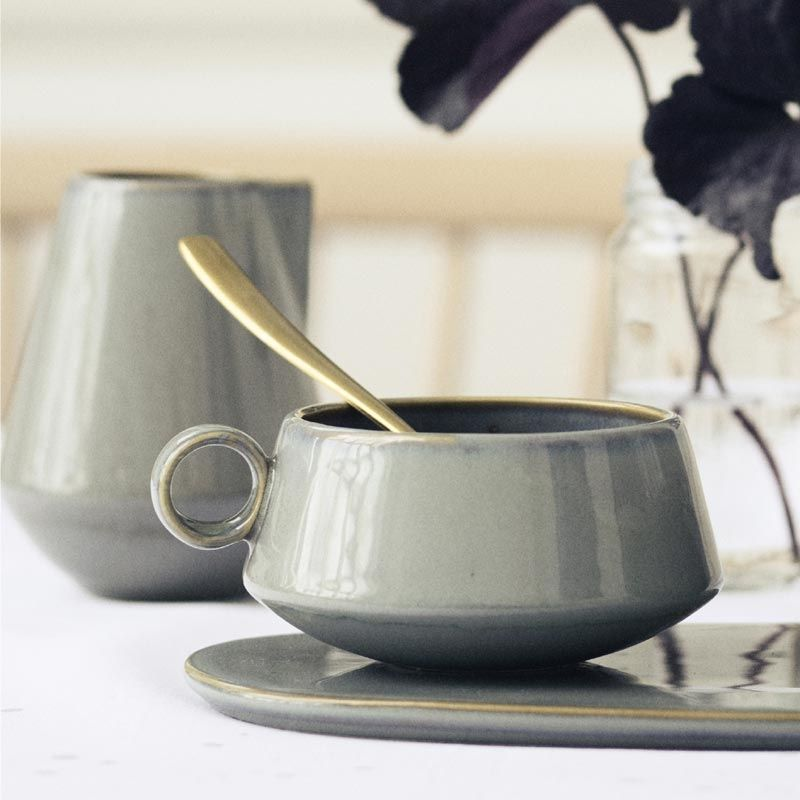 Steingut Keramik keramik steingut geschirr ferm living keramik