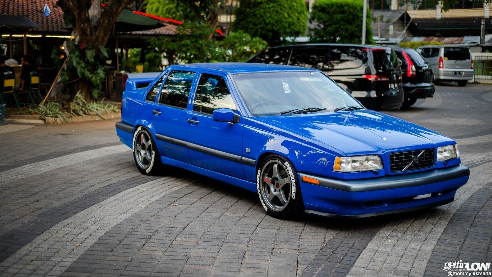 Indonesia's Automotives Lifestyle | blue car | Volvo ...