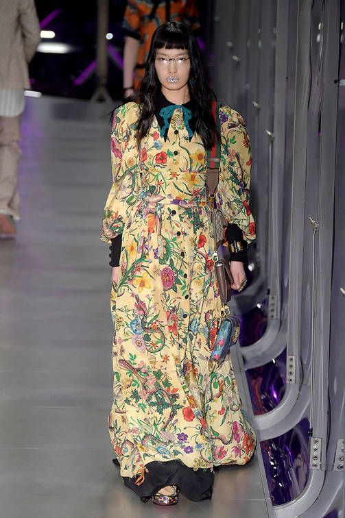 Mummo on muodikasta - uusi Gucci jatkaa katu-uskottavalla linjalla