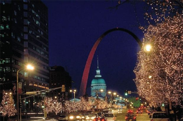 Christmas Lights In St Louis 2020 Pin on Travel Destinations
