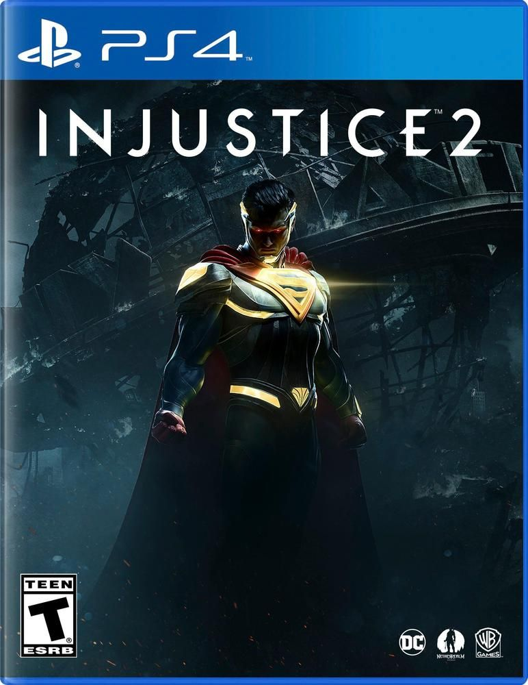 Injustice 2 Standard Edition Playstation 4 Playstation 5 1000618439 Best Buy Injustice 2 Xbox One Ps4 Games Injustice 2