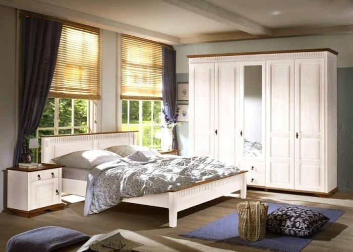 Lmie Schlafzimmer ~ Schlafzimmer komplett valencia landhausstil vom feinsten