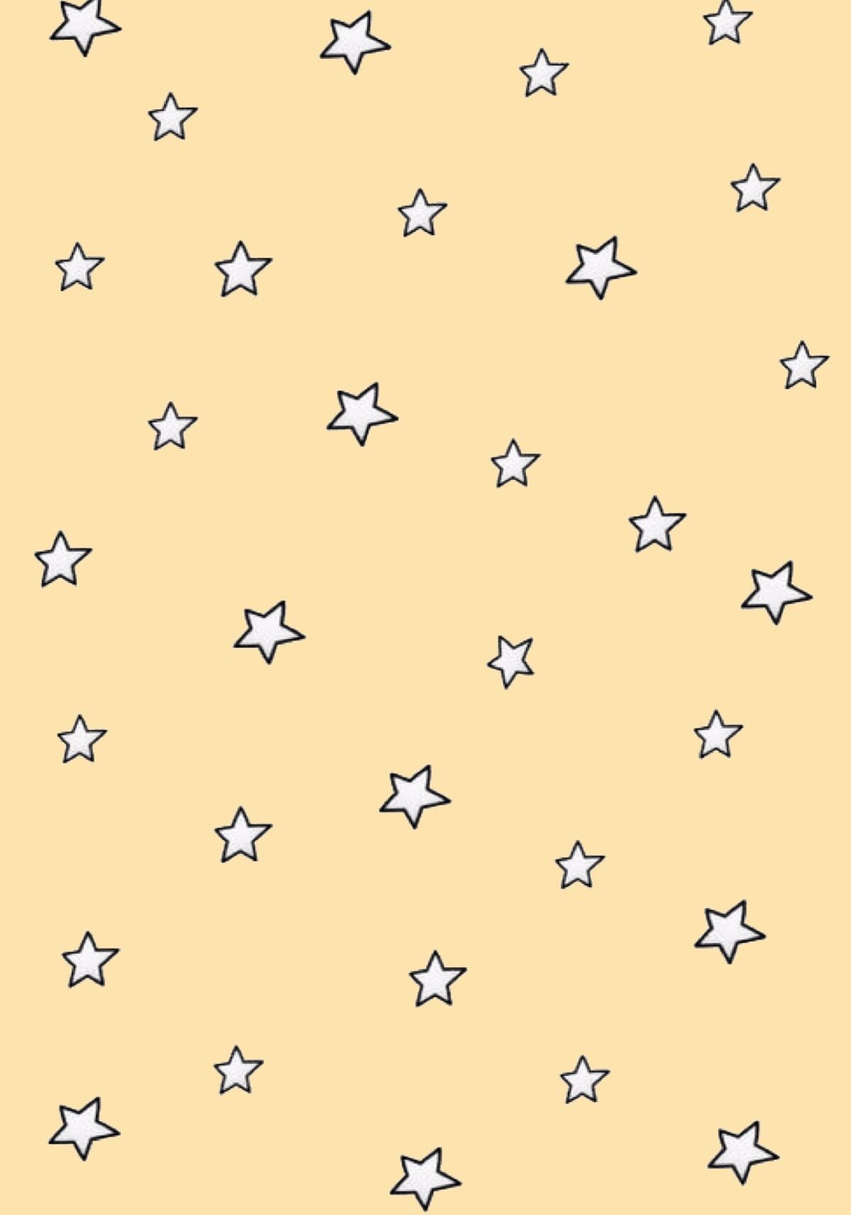Aesthetic Background Star Wallpaper Aesthetic
