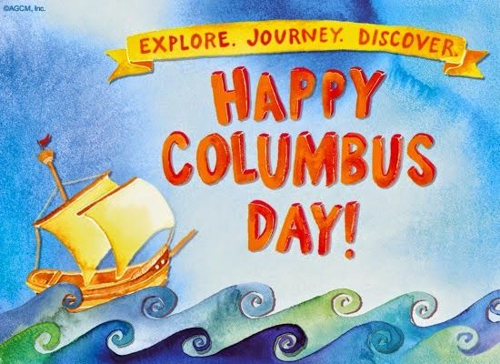 Happy Columbus Day 2014 Images Parade Cliparts Quotes Happy Columbus Day Columbus Day Day Wishes