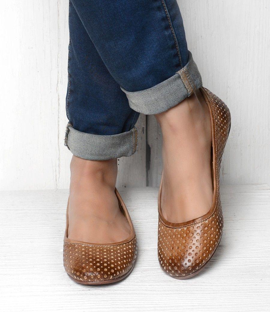 WATUSI TAN RUSTIC Shoes & Flats Women BEDSTU Flat