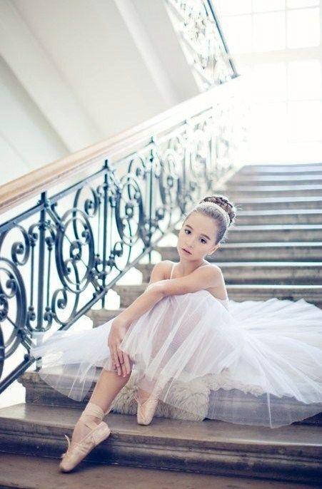 Little ballerina @PrincessLHarris
