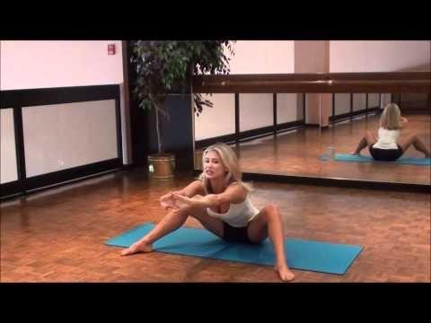 Hip Unlocking Stretch 2 - YouTube