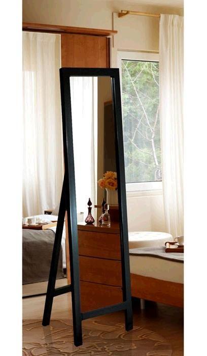 Norah Floor Mirror Floor Mirror Mirror Decor