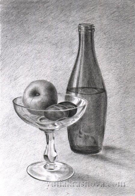 натюрморт-с-бутылкой.jpg (449×650)