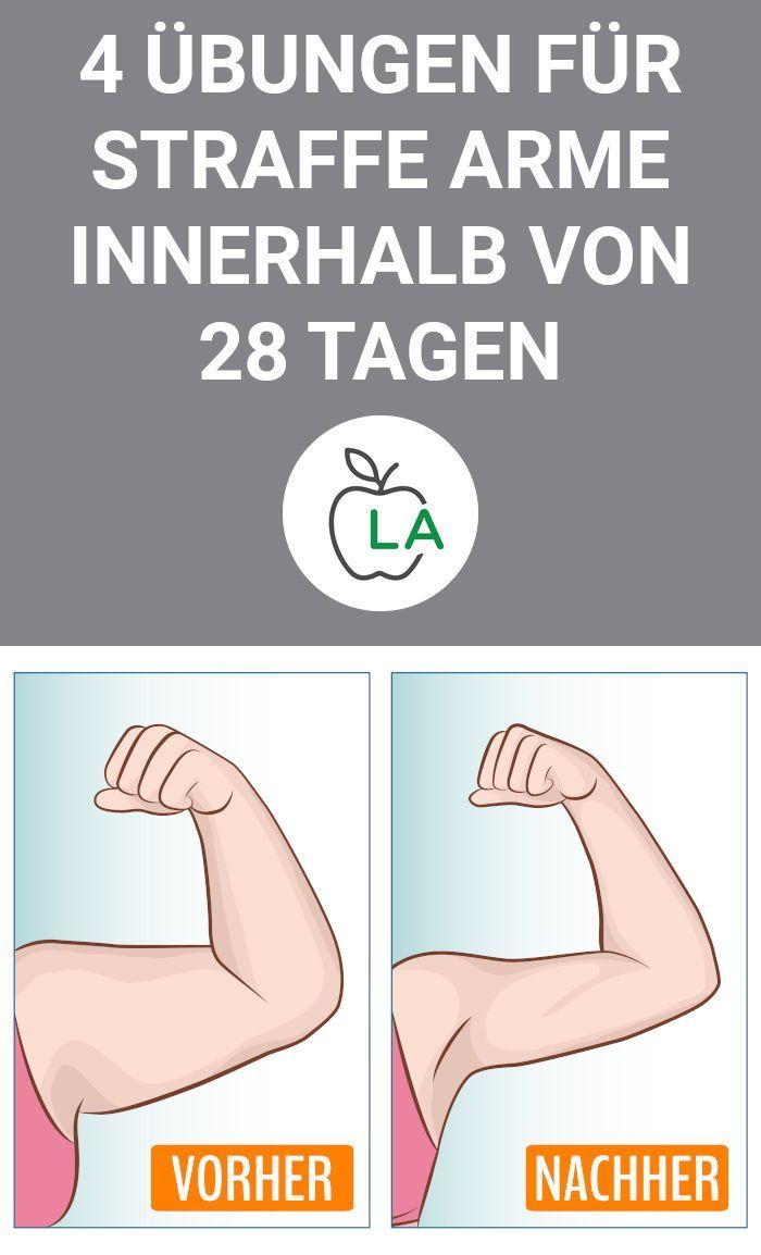 Photo of Übungen gegen Winkelarme – 28 Tage Herausforderung, um die Oberarme zu straffen