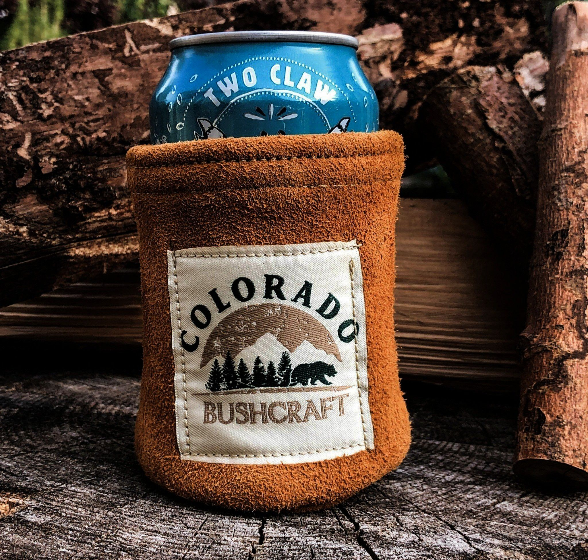Can Cosy Cooler Coozie Cozy Wool Insulated Tobacco Bushcraft Deerskin Can Cosy Cooler Coozie Cozy Wool Insulated Tobacco Bushcraft Deerskin Can Cosy Cooler Coozie Cozy Wo...