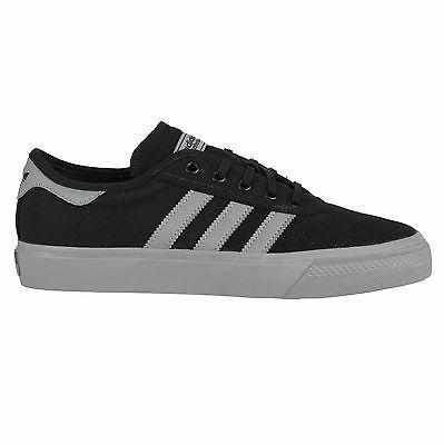 Adidas uomini dga - premiere pattinare scarpe neri / solido grigio / nero