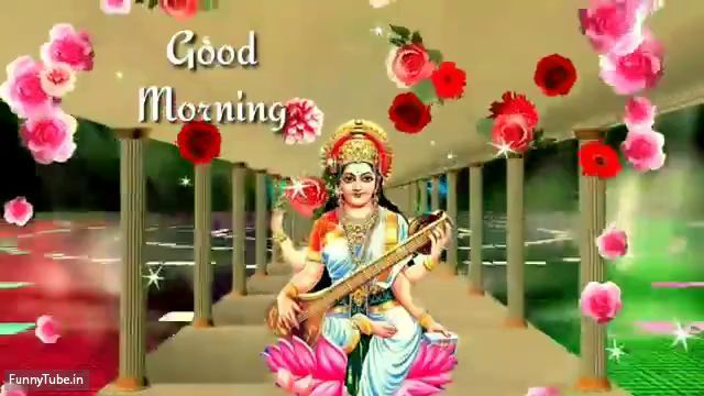Good Morning Devotional Whatsapp Video Watch Beautiful Good Morning