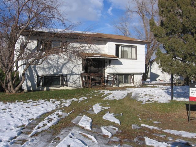 4 Bedroom 2 Bath House - Billings MT Rentals - - Lockwood 4 Bedroom 2 Bath house with double garage, large wood deck, laundry hook-ups. Year Lease. (Needs to sign up for garbage) (Does not qualify for Section 8) RH048 | Pets: Not Allowed | Rent: $995.00 per month | Call Professional Management, Inc. at 406-259-7870