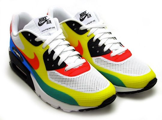 Nike Air Max 90 Hyperfuse Olympic For Sale,Cheap Nike Shoes