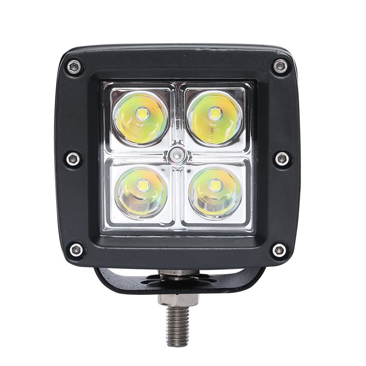 16w Working Light 12v Ip67 Spot Flood Lamp 4x4 Truck Led Work Light Buy Car Led Work Light Led Work Light 18w Led Work Lig With Images Led Work Light Car Led