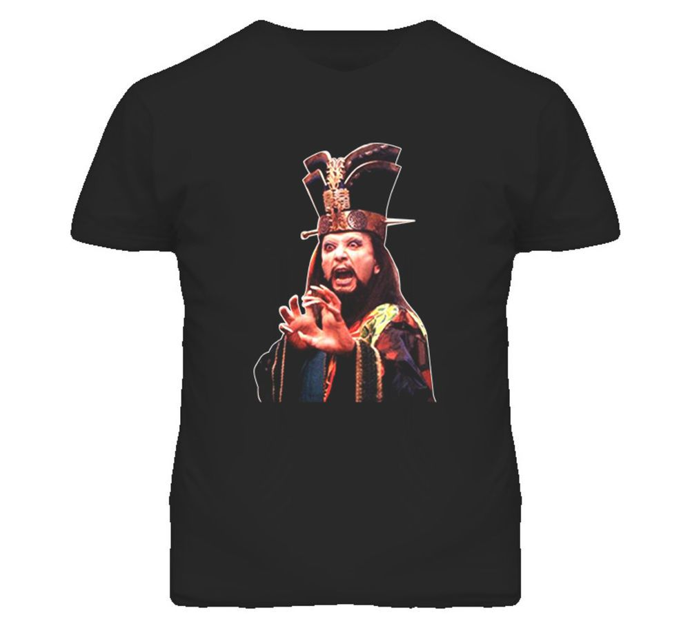 Classic 80s Movie Big Trouble In Little China Lo Pan T Shirt Classic 80s Movies 80s Movies Movie Tees