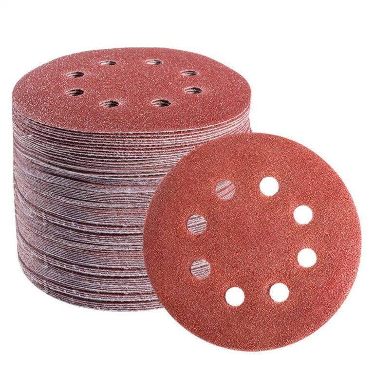 S Satc 72 Pieces 5 Inches 8 Hole Sanding Discs In 2020 Sanding Adhesive Wood Polish