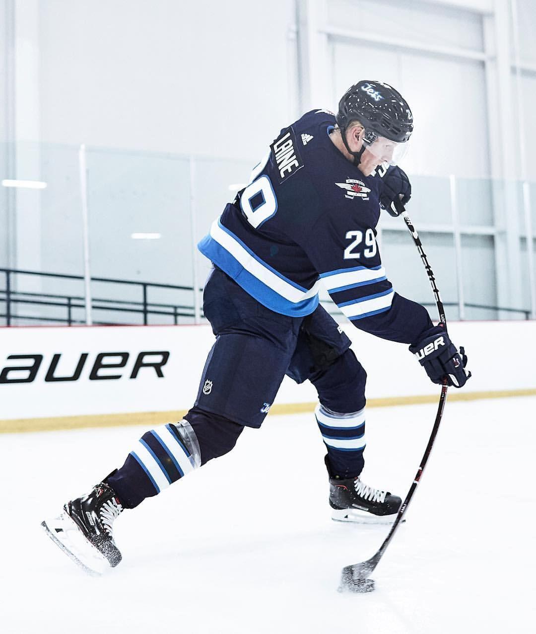 Bauer Hockey Pa Instagram Double Tap If You Miss Watching Patriklaine Shoot Pucks Flexfriday Hockey Hockey Fans Hockey Shot