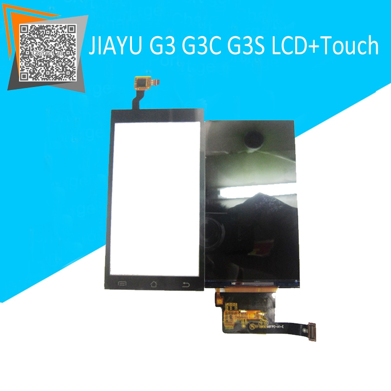 "132.53$  Buy here - http://alie1h.worldwells.pw/go.php?t=32522338157 - ""4.5"""" Jiayu G3 G3S G3C LCD Display + Touch Screen Separatly High Quality Black TFT8K9298FPC Replacement Parts Free Tracking"""