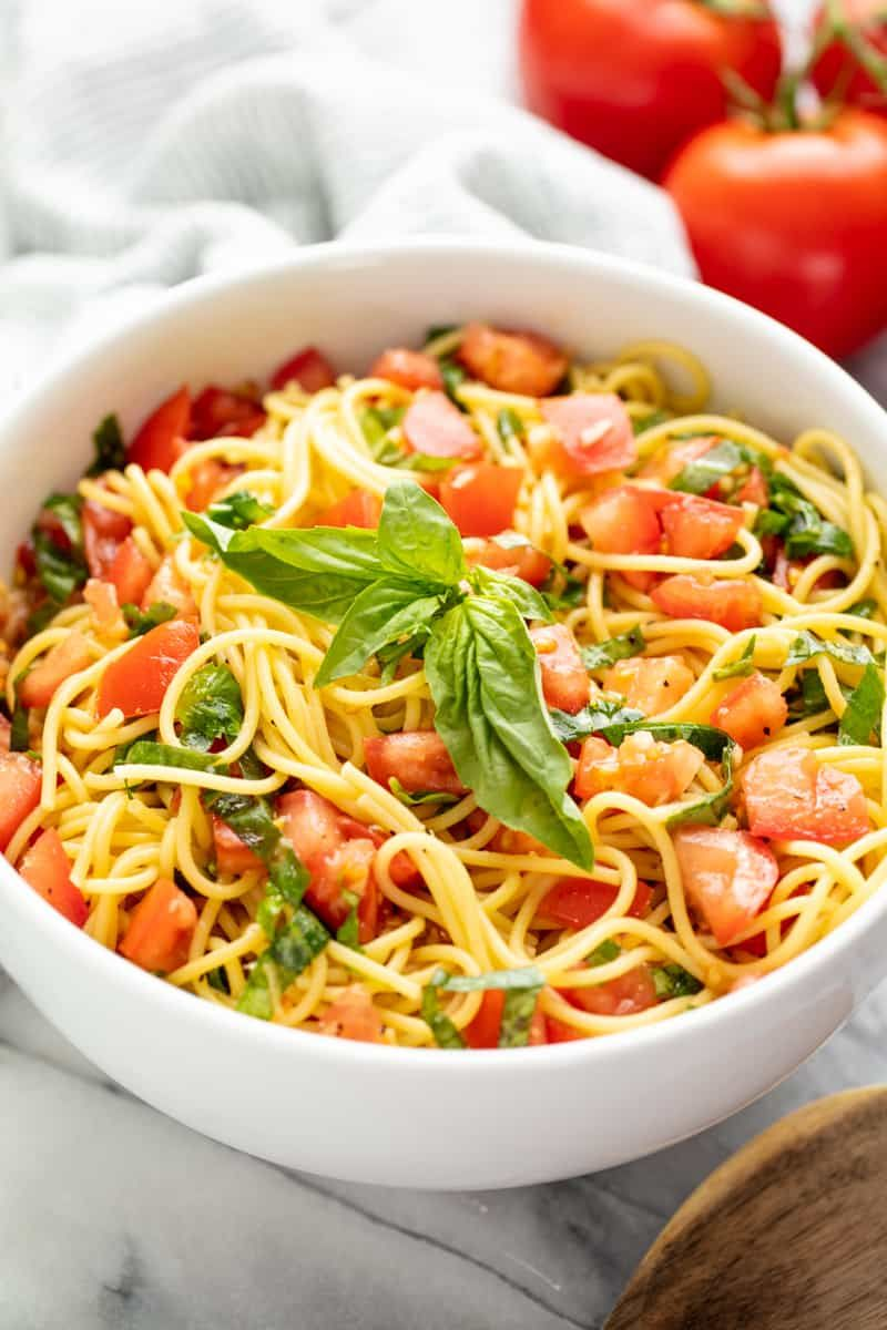 15 Minute Italian Garden Pasta images