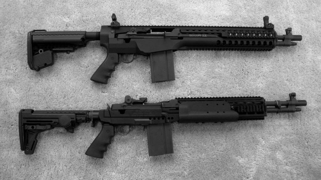 For Sale: M1A Socom II in Sage EBR, & M1A Socom II in Troy