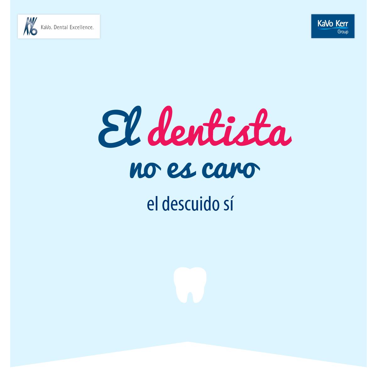 El Dentista No Es Caro El Descuido Sí Ortodoncia