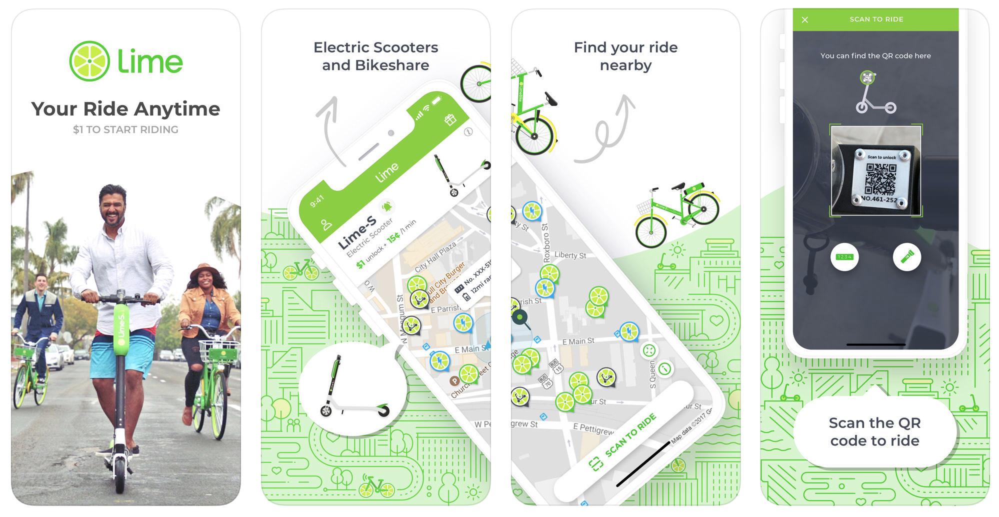 Lime in the App Store App, App design, App store